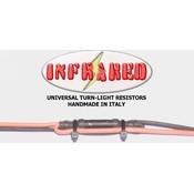 Kit Resistenze per Due Frecce Led e Due Frecce Originali Impianti 10w