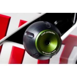 H CBR600RR 09-12 Kit Tamponi Paratelaio Sferici Mod.SI
