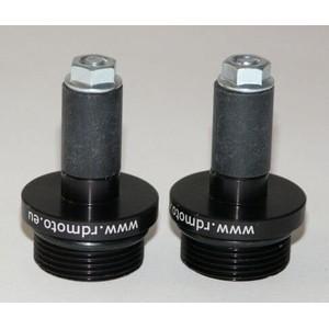 Adattatori Universali Contrappesi RDMOTO SYSTEM 13,5mm
